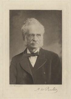 Henry Walter Bates, by John Thomson - NPG x6409