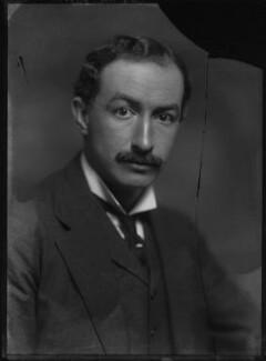 Noel Edward Buxton, 1st Baron Noel-Buxton, by George Charles Beresford - NPG x6454