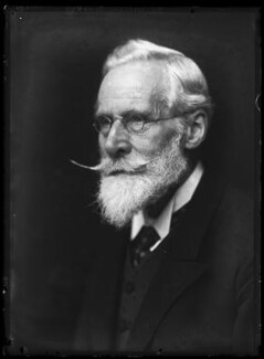 Sir William Crookes, by George Charles Beresford - NPG x6480