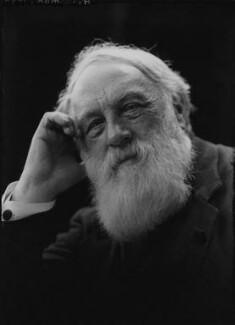 Henry Mayers Hyndman, by George Charles Beresford - NPG x6522