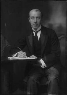 Reginald McKenna, by George Charles Beresford, 1909 - NPG x6544 - © National Portrait Gallery, London