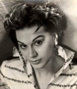 Doretta Morrow, by Vivienne - NPG x87995