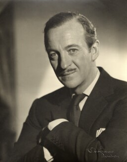 David Niven, by Vivienne - NPG x88000