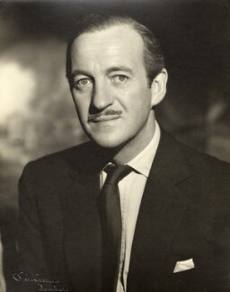 David Niven, by Vivienne - NPG x88001