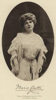 Mary Mackay ('Marie Corelli'), by G. Gabell - NPG x6820