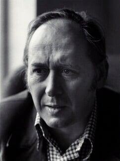 J.G. Ballard, by Fay Godwin - NPG x68238