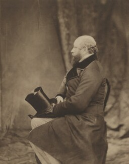Prince George William Frederick Charles, 2nd Duke of Cambridge, by Roger Fenton, 1855, published 1856 - NPG x6843 - © National Portrait Gallery, London