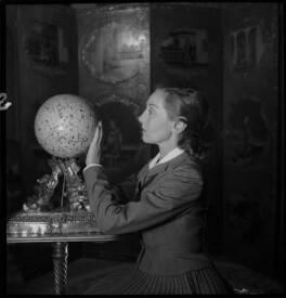 Elisabeth Bergner, by Francis Goodman - NPG x68805