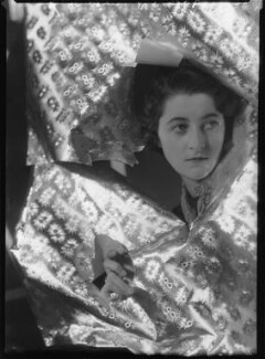Lady (Mary) Elizabeth Oldfield (née Murray), by Francis Goodman - NPG x68808