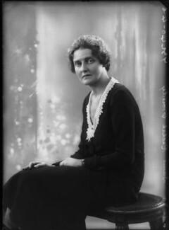 Dame Rachel Eleanor Crowdy, by Bassano Ltd - NPG x68898