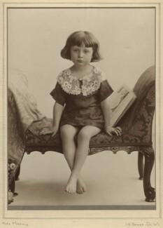 Lallie Charles Cowell (née Martin), by Rita Martin - NPG x68951