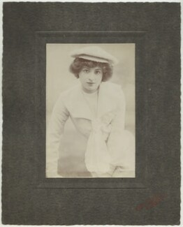 Rita Martin, by Lallie Charles - NPG x68957