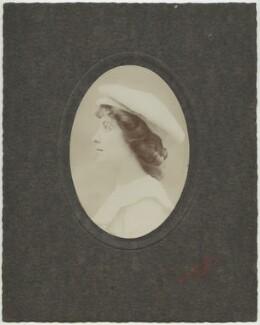 Rita Martin, by Lallie Charles - NPG x68958