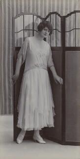 Gertie Millar, by Rita Martin, circa 1912 - NPG x68978 - © National Portrait Gallery, London
