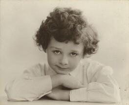 Freddie Bartholomew, by Rita Martin - NPG x68981