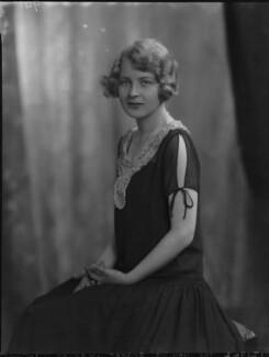 Bessy (née Surtees), Viscountess Gort, by Lafayette - NPG x69089