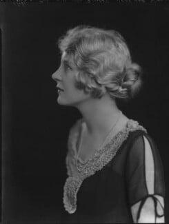 Bessy (née Surtees), Viscountess Gort, by Lafayette - NPG x69090