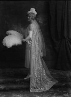 Constance Marion (née Brandreth), Lady Tulloch, by Lafayette (Lafayette Ltd), 9 July 1926 - NPG x69120 - © National Portrait Gallery, London