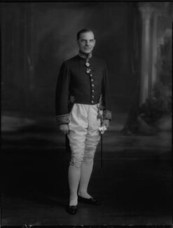 Sir David Thomas Chadwick, by Lafayette - NPG x69160