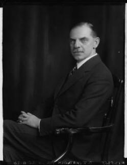 Sir David Thomas Chadwick, by Lafayette - NPG x69161