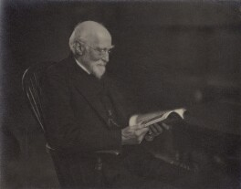 Sir (Thomas) Hugh Bell, 2nd Bt, by Unknown photographer - NPG x693