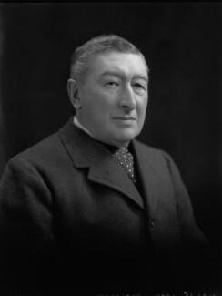 Gilbert Greenall, 1st Baron Daresbury, by Lafayette - NPG x69442