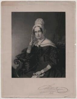 Queen Adelaide (Princess Adelaide of Saxe-Meiningen), after John Lucas - NPG D10856