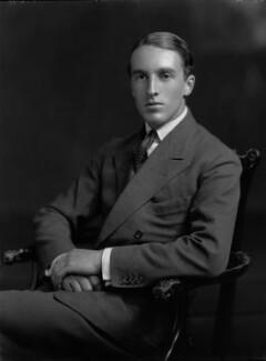 Frederick Winston Furneaux Smith, 2nd Earl of Birkenhead, by Lafayette - NPG x69715