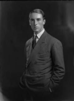 Frederick Winston Furneaux Smith, 2nd Earl of Birkenhead, by Lafayette - NPG x69717