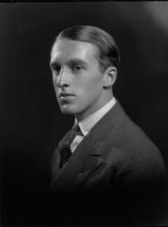 Frederick Winston Furneaux Smith, 2nd Earl of Birkenhead, by Lafayette - NPG x69718