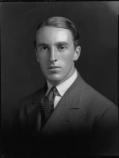 Frederick Winston Furneaux Smith, 2nd Earl of Birkenhead, by Lafayette - NPG x69719