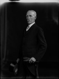 Herbert Edward Stacy Abbott, by Lafayette (Lafayette Ltd), 10 August 1929 - NPG x69730 - © National Portrait Gallery, London
