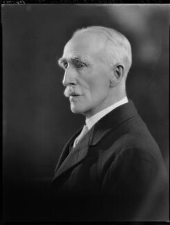 Herbert Edward Stacy Abbott, by Lafayette - NPG x69731