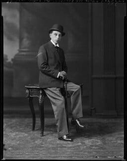 Nawal Sir Zulfikar Khan, by Lafayette (Lafayette Ltd), 16 September 1929 - NPG x69775 - © National Portrait Gallery, London