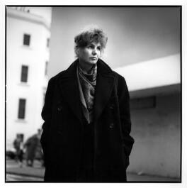 Caryl Churchill, by Jillian Edelstein - NPG x31015
