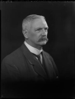 Sir Philip Crampton Smyly, by Lafayette - NPG x69795