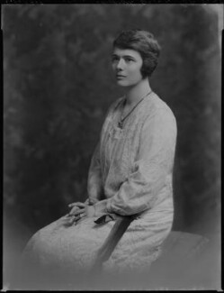 Aileen Grace (née Smyly), Lady Smyly, by Lafayette - NPG x69798