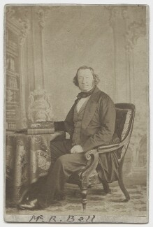 Robert Bell, by Clarkington & Co (Charles Clarkington) - NPG x699