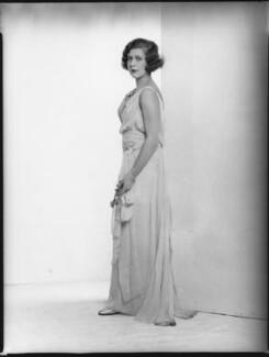 Nancy Beaton, by Lafayette - NPG x69921