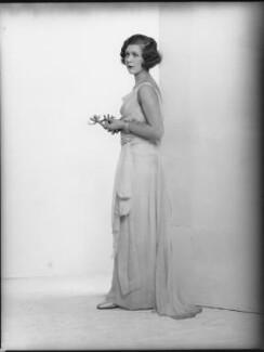 Nancy Beaton, by Lafayette - NPG x69923