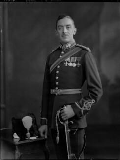 John Maybery Bevan, by Lafayette - NPG x69927