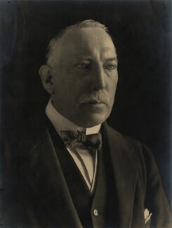 James Craig, 1st Viscount Craigavon, by Olive Edis - NPG x6994