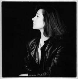 Zoë Wanamaker, by Jillian Edelstein - NPG x76779