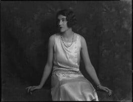 Audrey Carten, by Lafayette - NPG x69967