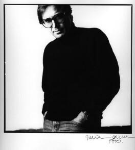 Paul Edward Theroux, by Jillian Edelstein - NPG x34148