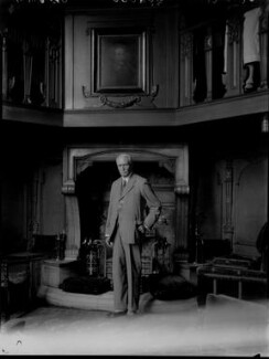 William Douglas ('W.D.') Caröe, by Lafayette - NPG x70476