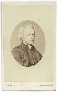 John Chippendale Montesquieu Bellew, by John Jabez Edwin Mayall - NPG x705