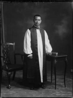 Phillip Lindel Tsen, by Lafayette - NPG x70607