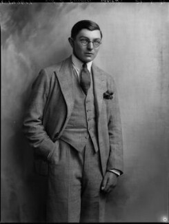 Sir (William Robert) Dermot Joshua Cusack-Smith, 6th Bt, by Lafayette - NPG x70625