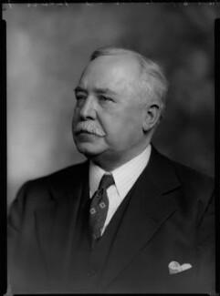 Hon. Frederick Charles Alderdice, by Lafayette - NPG x70702